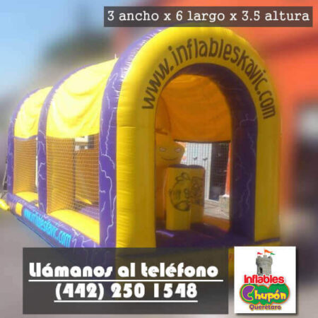 Brincolin Inflable Guarida Queretaro