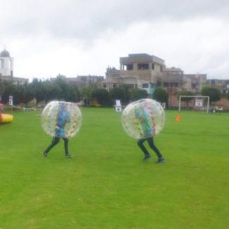 Pelotas Choconas Bumper Balls
