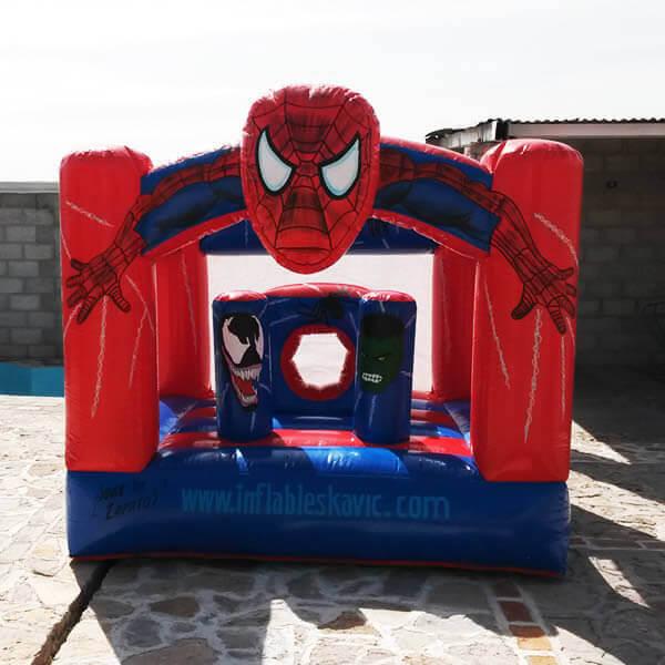 Brincolin Inflable del Hombre Araña