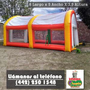 cancha de futbol inflable sin piso | Queretaro