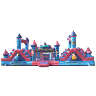 Castillo Inflable Las Princesas