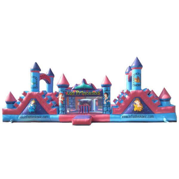 Castillo Inflable Las Princesas