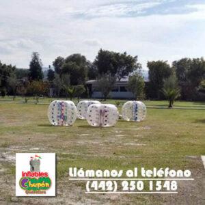 pelotas choconas en Queretaro