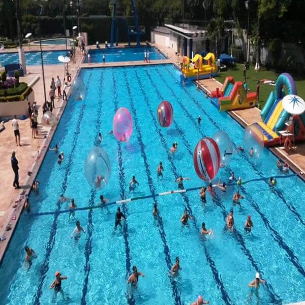 Pool Party Juegos Inflables