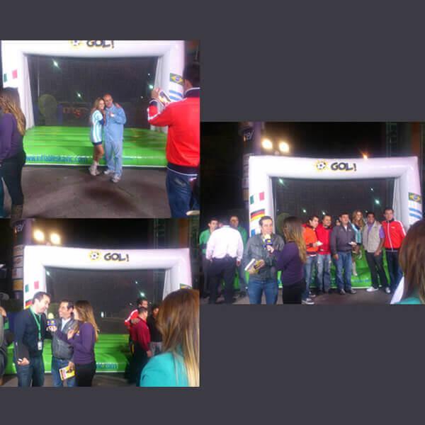 porteria de futbol inflable 03