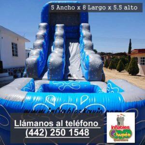 inflable acuatico | renta | queretaro | el acuario
